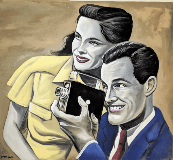 man-woman-camera